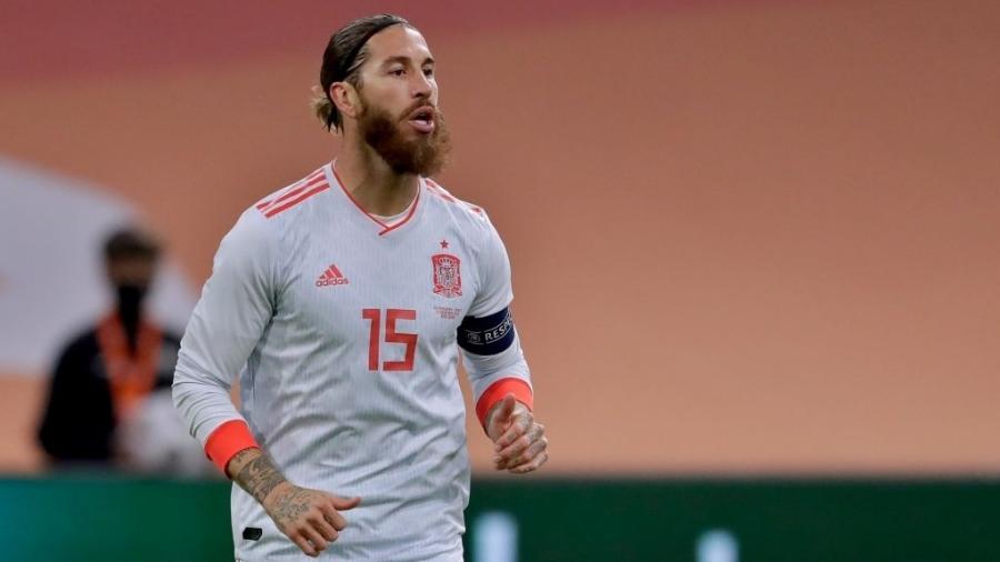 Sergio Ramos iguala Buffon como europeu com mais jogos por seleções - Eric Verhoeven/Getty Images