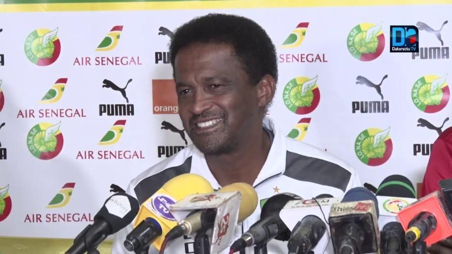 Valdo disputou duas Copas do Mundo como jogador; agora, dirige a seleção do Congo - Reprodução