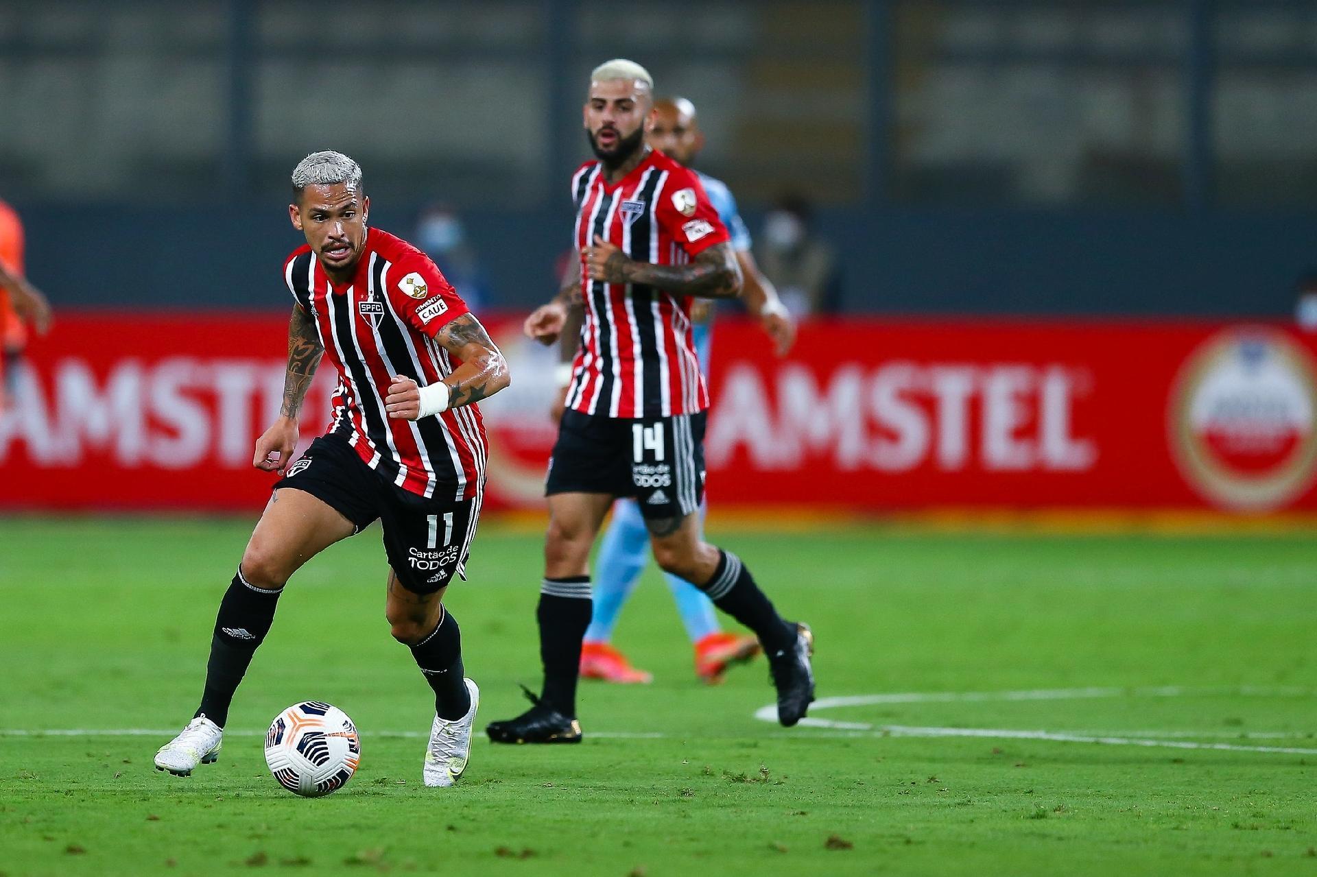 Spfc X Sporting Cristal Onde Assistir Horario Escalacoes E Arbitros