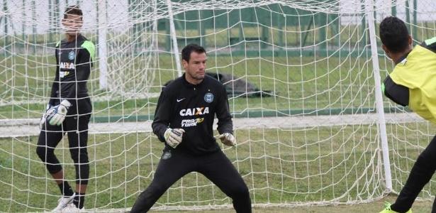 Com lesão na coxa, Wilson virou desfalque do Coritiba para encarar o Maringá - Divulgação/Coritiba