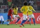 Brasil encara o Chile na 1ª rodada das Eliminatórias da Copa - AP Photo/Martin Mejia