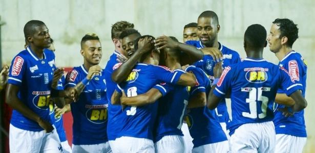 Amistoso valia para testar o time, mas a importância do jogo para Dedé foi bem maior - Gabriel Lordello/Light Press/Cruzeiro