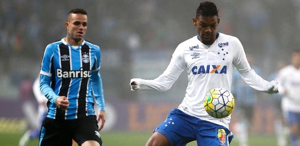 Bruno Viana está próximo de acordo com clube de Paulo Bento - Lucas Uebel/Light Press/Cruzeiro