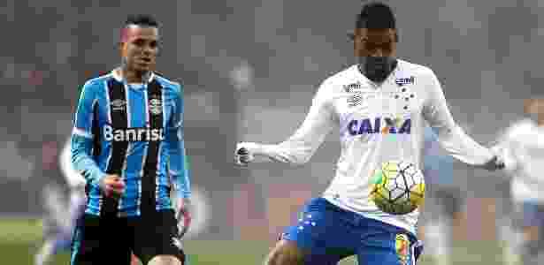 Bruno Viana, zagueiro do Cruzeiro - Lucas Uebel/Light Press/Cruzeiro - Lucas Uebel/Light Press/Cruzeiro