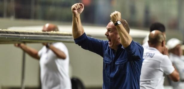Treinador não quer saber de tachar o Cruzeiro como possível 'carrasco' do Internacional
