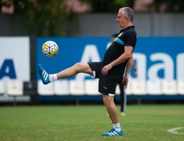 Santos, de Dorival, pretende adiar início do Paulistão ou acabar com inscrição fixa de atletas - Ivan Storti/ Santos FC