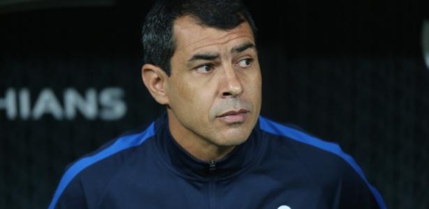 Carille está perto de ser campeão pelo Corinthians como técnico