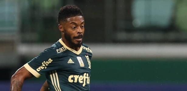 Michel Bastos ficará afastado por tempo indeterminado das atividades no Palmeiras