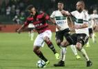 Fortaleza quer Alecsandro, do Coritiba, mas esbarra em acerto salarial (Foto: Cleber Yamaguchi/AGIF)