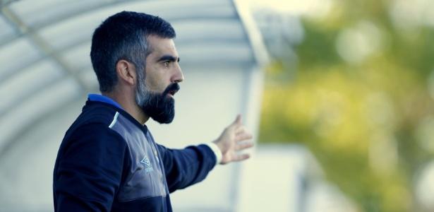 Felipe Endres deixou o comando do time de transição do Grêmio