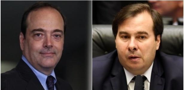 Rodrigo Maia diz que vai analisar pedidos de impeachment após decisão sobre denúncia