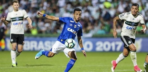 Rafinha, meia-atacante do Cruzeiro, renova até dezembro de 2019
