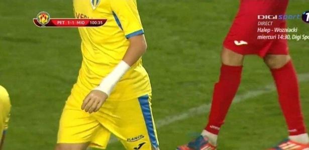 Cosmin Lambru perdeu a mão esquerda em acidente  - Reprodução