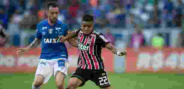 b90a1a15c6 Cruzeiro ainda pegará times que lutam contra o Z-4 e pela Libertadores