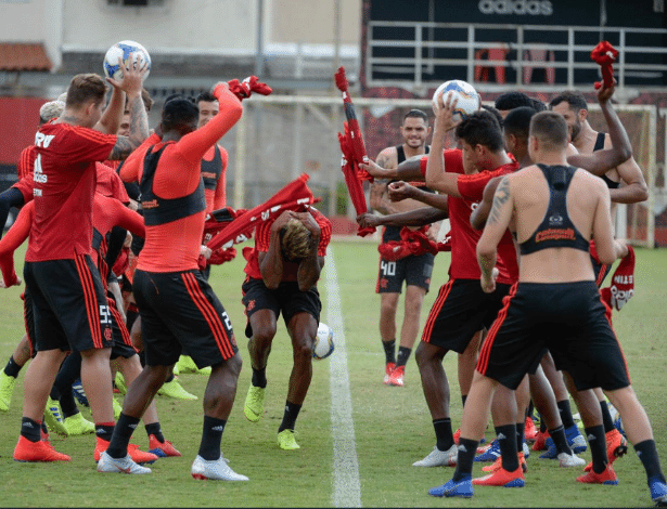 @Flamengo/ Twitter