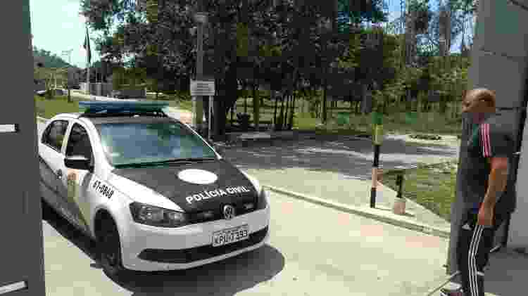 Polícia - Adriano Wilkson/UOL - Adriano Wilkson/UOL