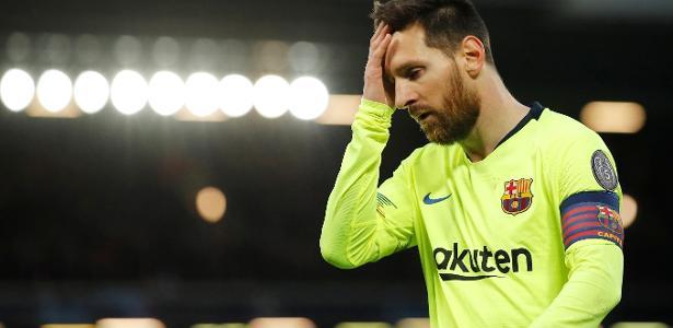 Crise no clube | Clima pesa no vestiário do Barça, e Messi lidera só