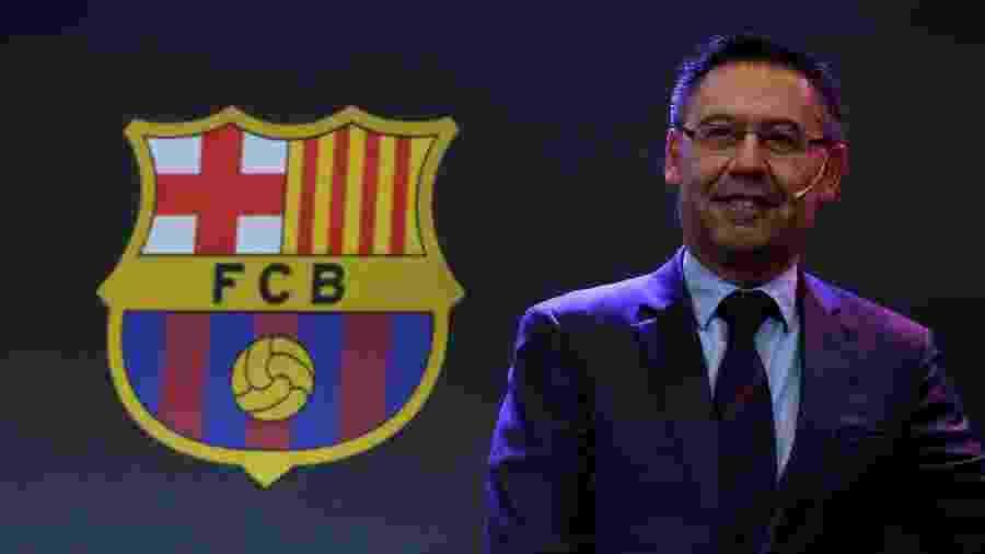 """Bartomeu afirmou que """"a situação de todos os clubes da Europa é muito difícil"""" devido à pandemia - Albert Gea/Reuters"""
