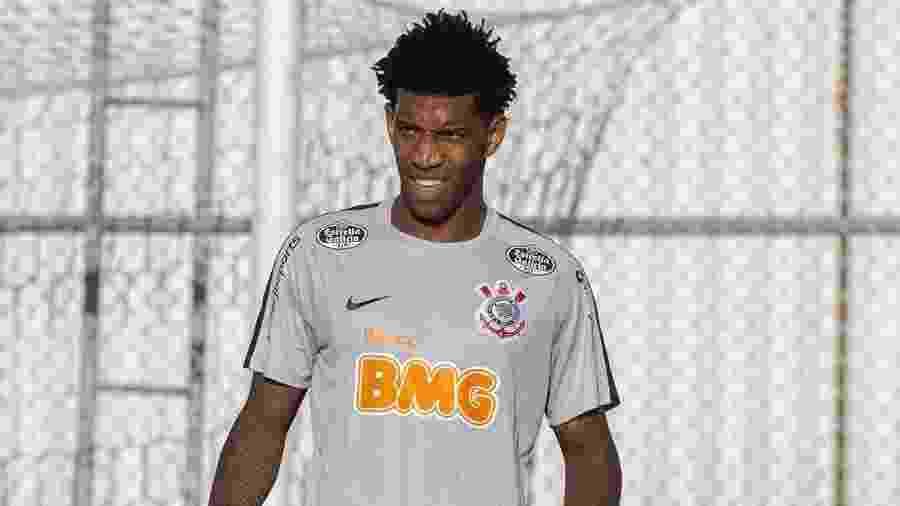Zagueiro Gil, do Corinthians - Daniel Augusto Jr/Ag. Corinthians