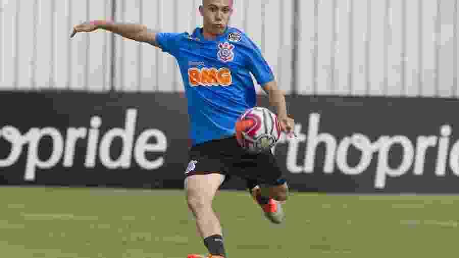 """Lucas Piton é """"cria"""" do Futsal é considerado uma das principais revelações do Corinthians - Daniel Augusto Jr/Ag. Corinthians"""