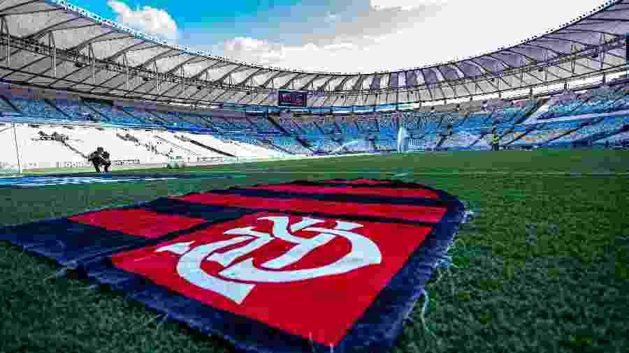 Flamengo x Volta Redonda - Campeonato Carioca 2020 - 25/01/2020 - Paula Reis/Flamengo