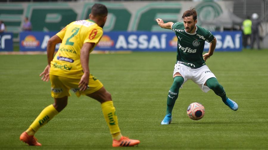 Palmeiras enxuga em quase 20% jogadores sob contrato após chegada de Barros