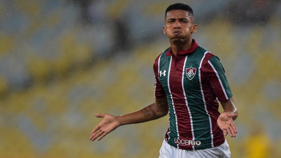 Marcos Paulo tem bom início de ano e quase iguala gols de 2019 em 12 dias - Thiago Ribeiro/AGIF