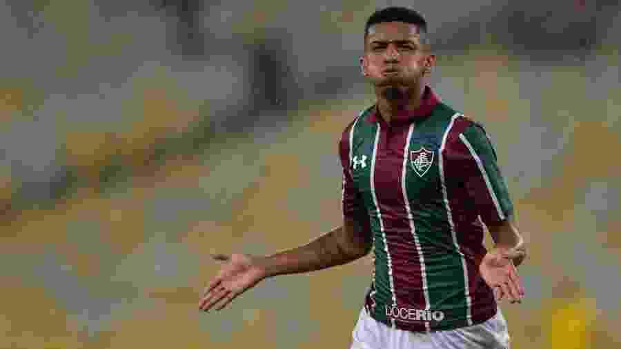 Marcos Paulo fez cinco gols em 12 dias e quase igualou marca de todo 2019 - Thiago Ribeiro/AGIF