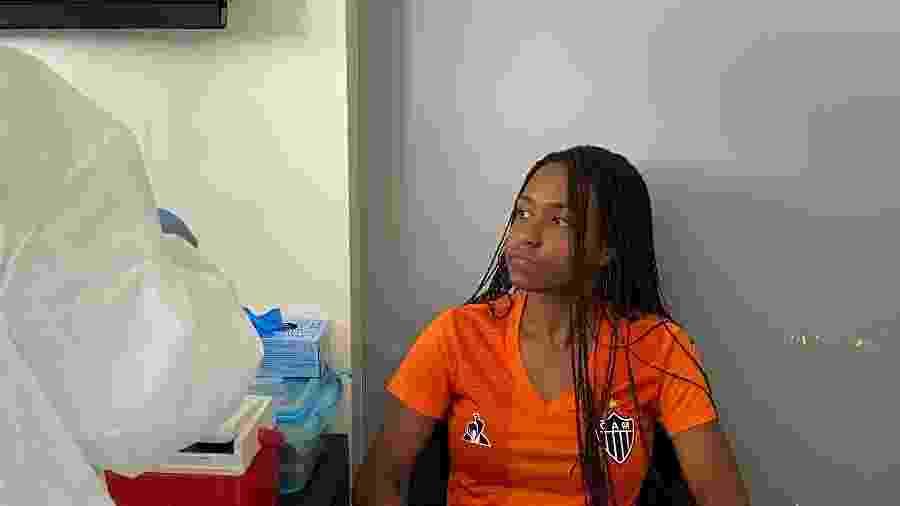 Futebol feminino do Atlético-MG prepara volta aos treinos e está em isolamento social - Divulgação/Atlético-MG
