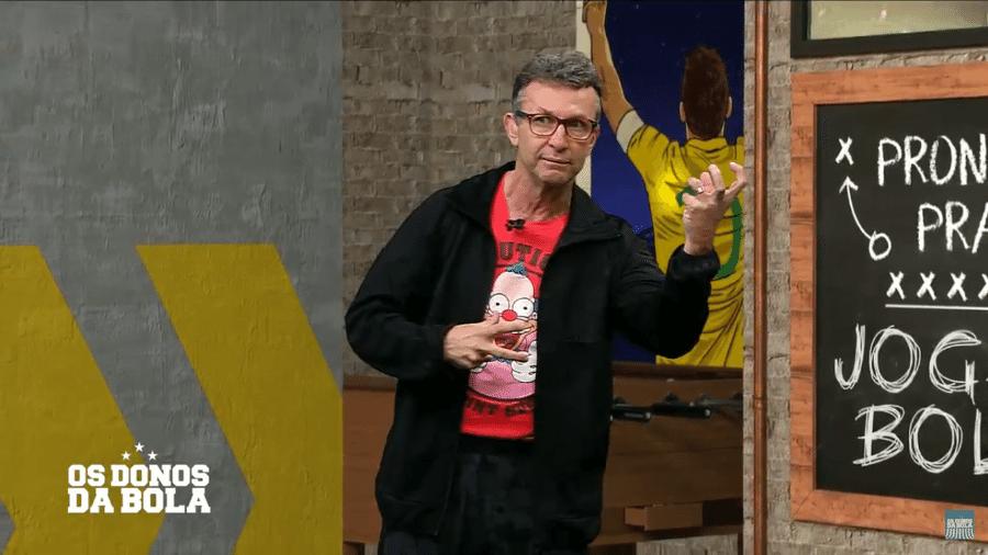 Neto aconselha Corinthians a emprestar meia-atacante Luan - Reprodução/TV Band