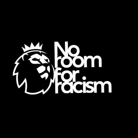 Premier League recentemente lançou uma campanha de combate ao racismo - Reprodução/Twitter