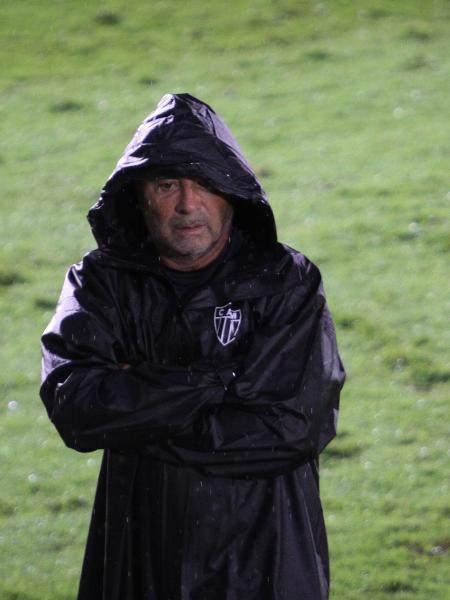 Jorge Sampaoli no empate do Atlético, 2 a 2 - LUCIANO CLAUDINO/CÓDIGO19/ESTADÃO CONTEÚDO