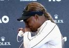 Jornalista é demitido após comentários racistas sobre Serena Williams - ROB PREZIOSO / TENNIS AUSTRALIA / AFP