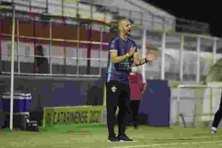 02 - Lucas Gabriel Cardoso/Brusque FC - Lucas Gabriel Cardoso/Brusque FC