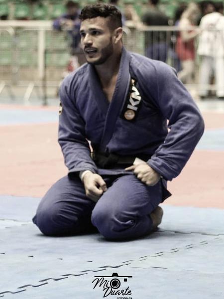 O lutador de jiu-jitsu Madjer Okde morre de covid-19 - Reprodução/Instagram