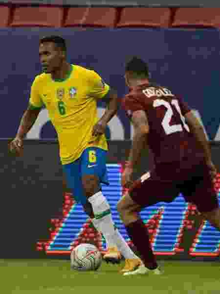 Alex Sandro - Lucas Figueiredo/CBF - Lucas Figueiredo/CBF