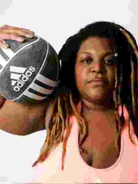 Ellen Valias, da página Atleta de Peso - Arquivo Pessoal - Arquivo Pessoal