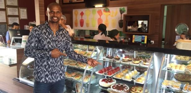Jefferson apostou na paixão pelo café e abriu uma cafeteria no interior de São Paulo