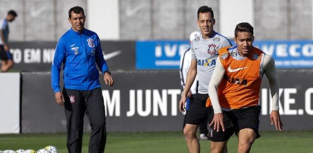 Jean atuou apenas dez minutos com a camisa do Corinthians e virou titular no Vasco