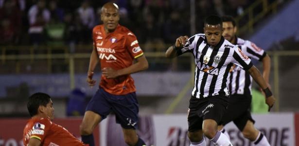 Atlético-MG pouco fez na Bolívia e saiu derrotado no primeiro jogo das oitavas da Liberta