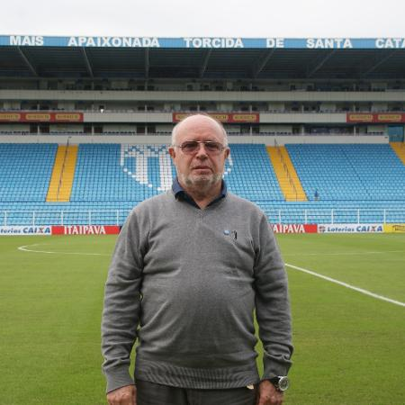 Francisco José Battistotti, presidente do Avaí, é líder do movimento - Alceu Atherino / AVAÍ F.C.