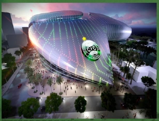 Projeto do Novo Couto Pereira: modelo de construção já tem aprovação e diretrizes