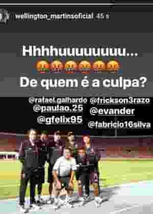 Post polêmico causou afastamento - Divulgação / Instagram