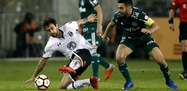 Valdivia teve atuação de destaque contra o ex-time, mas não evitou derrota - Marcelo Hernandez/Getty Images