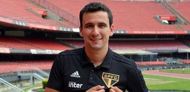 Pablo é o principal reforço do Tricolor para a próxima temporada - Divulgação/saopaulofc.net