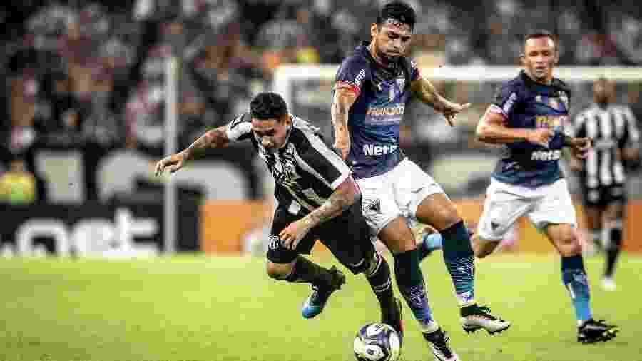 Ceará e Fortaleza se enfrentam pela quinta vez na temporada 2019 - Stephan Eilert/Agif