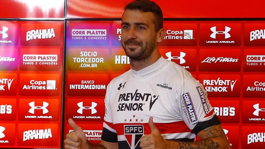 São Paulo tem dívida com agente relacionada à venda de Lucas Pratto (foto) - Marcello Zambrana/AGIF