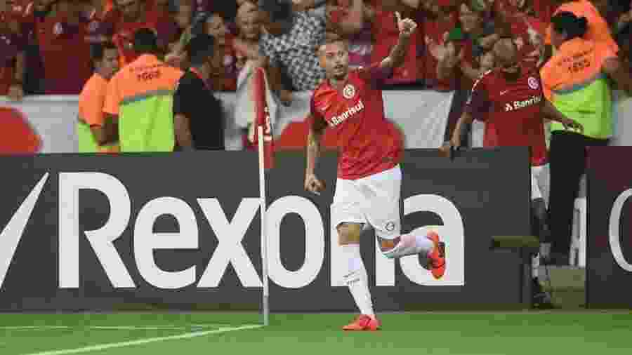 Nico López pode receber oportunidade para se recuperar entre os reservas do Inter - Ricardo Duarte