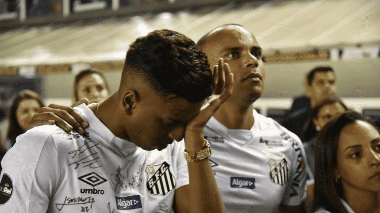 Rodrygo - Ivan Storti/Santos FC - Ivan Storti/Santos FC