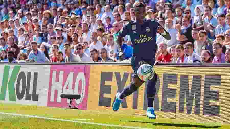 Vinicius Jr. não vale o preço pago pelo Real Madrid, na avaliação de ex-jogador do clube - Quality Sport Images/Getty Images